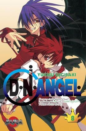 DNAngel. Bok 08 av Yukiru Sugisaki
