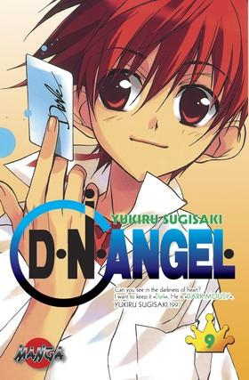 DNAngel. Bok 09 av Yukiru Sugisaki
