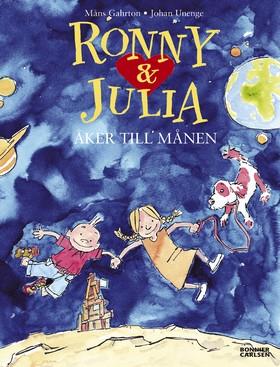 Ronny & Julia åker till månen av Måns Gahrton