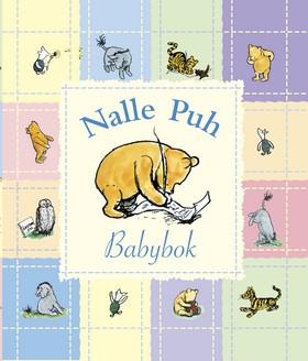 Nalle Puh babybok av A. A. Milne