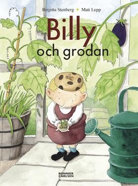 Billy och grodan av Birgitta Stenberg