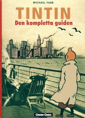 Tintin - Den kompletta guiden