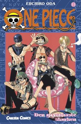 One Piece 11 : Den grymmaste skurken av Eiichiro Oda
