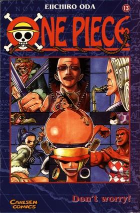 One Piece 13 : Simma lungt av Eiichiro Oda