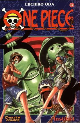 One Piece 14 : Instinkt av Eiichiro Oda