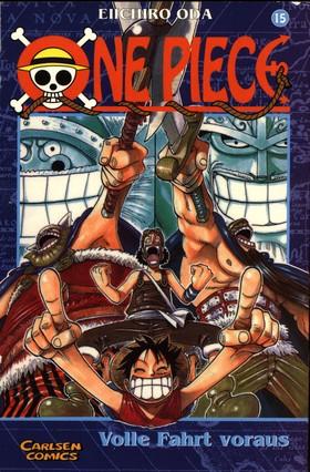 One Piece 15 : Full fart framåt av Eiichiro Oda