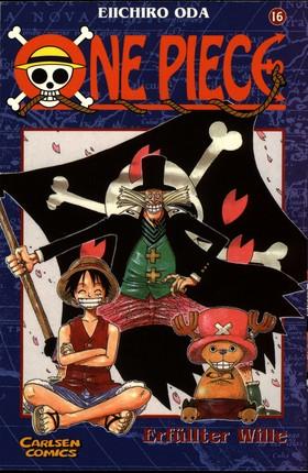 One Piece 16 : Du får som du vill! av Eiichiro Oda