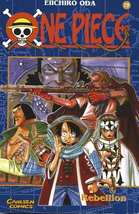 One Piece 19 Varning för monster