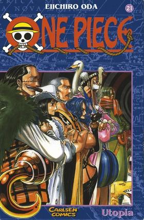 One Piece 21 : Utopia av Eiichiro Oda