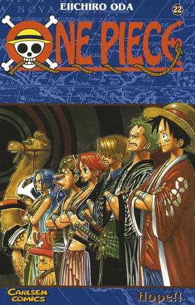 One Piece 22 : Hopp av Eiichiro Oda