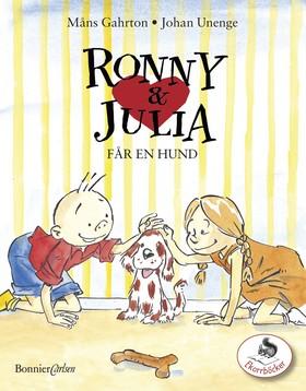 Ronny & Julia får en hund av Måns Gahrton