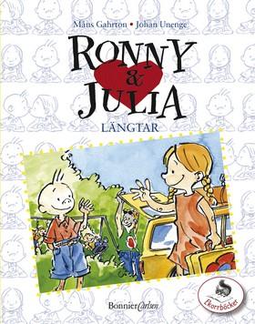Ronny & Julia längtar av Måns Gahrton