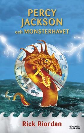 Percy Jackson och monsterhavet av Rick Riordan