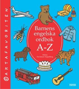 Barnens engelska ordbok A-Z av Helena Davidsson Neppelberg