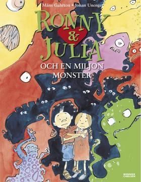 Ronny & Julia och en miljon monster av Måns Gahrton