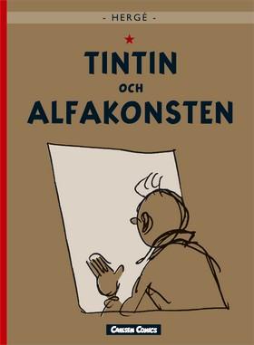 Tintin 24: Tintin och alfakonsten