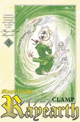 Magic Knight Rayearth 03 av Clamp Clamp