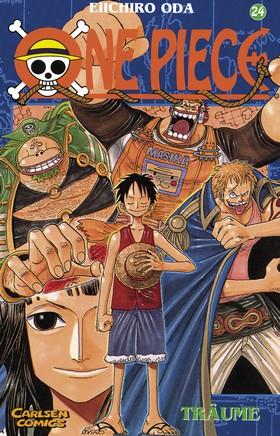 One Piece 24 : Människans drömmar av Eiichiro Oda