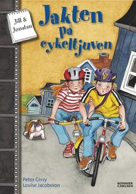 Jakten på cykeltjuven av Peter Gissy