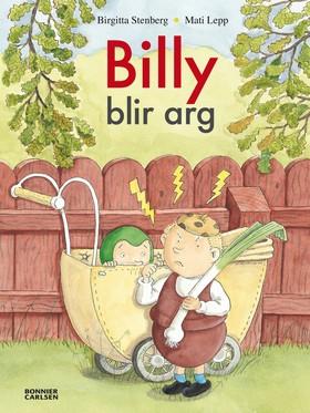Billy blir arg av Birgitta Stenberg