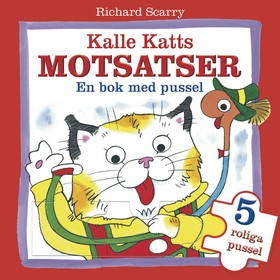 Kalle Katts motsatser av Richard Scarry