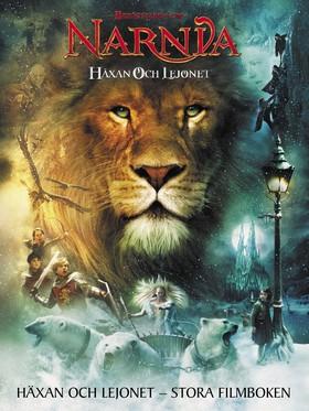 Häxan och lejonet - Illustrerad med härliga filmbilder