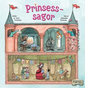 Prinsess-sagor av Bröderna Grimm