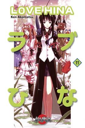 Love Hina 11 av Ken Akamatsu