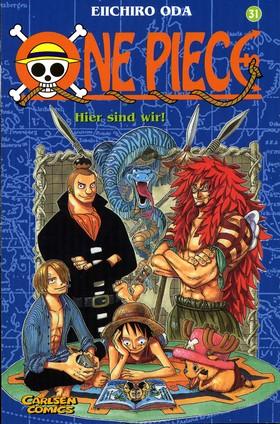 One Piece 31: Vi väntar