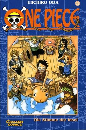 One Piece 32 : Fågelsång av Eiichiro Oda