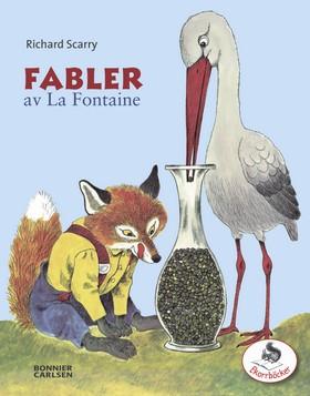 Fabler av La Fontaine av Richard Scarry