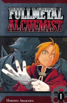 FullMetal Alchemist 01 av Hiromu Arakawa