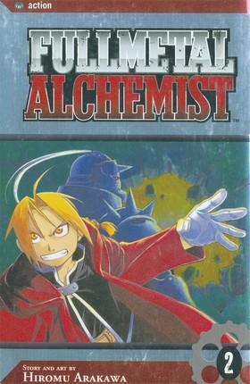 FullMetal Alchemist 02 av Hiromu Arakawa