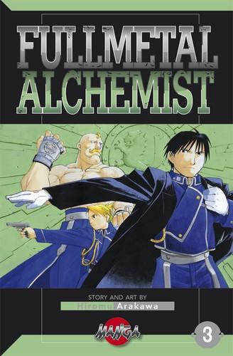 FullMetal Alchemist 03 av Hiromu Arakawa