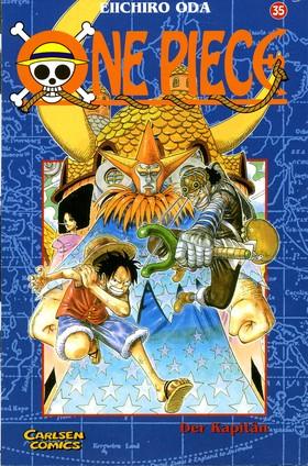 One Piece 35 : Kapten av Eiichiro Oda