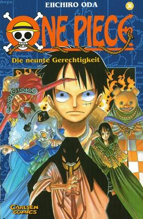 One Piece 36 : Den nionde rättvisan av Eiichiro Oda