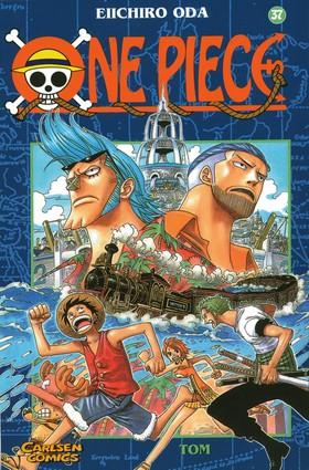 One Piece 37 : herr Tom av Eiichiro Oda