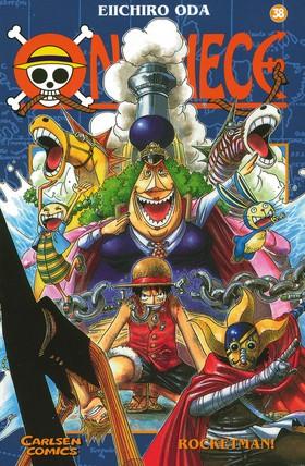 One Piece 38 : Raketmannen av Eiichiro Oda