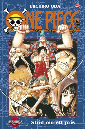 One Piece 39 av Eiichiro Oda