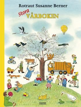 Stora vårboken av Rotraut Susanne Berner