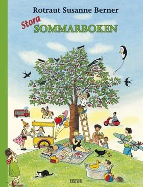 Stora sommarboken av Rotraut Susanne Berner