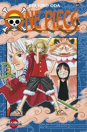 One Piece 41 av Eiichiro Oda