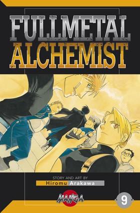 FullMetal Alchemist 09 av Hiromu Arakawa