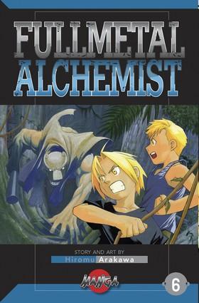 FullMetal Alchemist 06 av Hiromu Arakawa