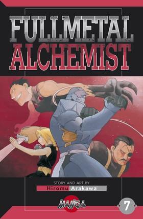 FullMetal Alchemist 7 av Hiromu Arakawa