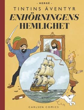Tintin - Enhörningens hemlighet