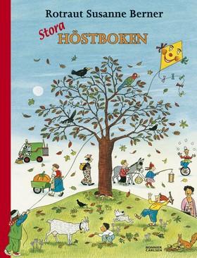 Stora höstboken av Rotraut Susanne Berner