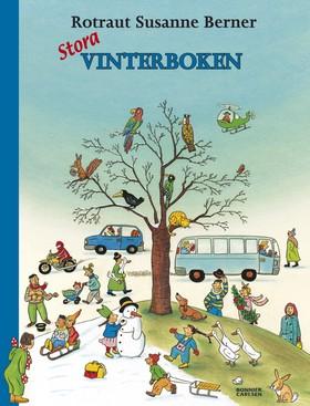 Stora vinterboken av Rotraut Susanne Berner