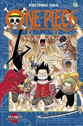 One Piece 43 av Eiichiro Oda