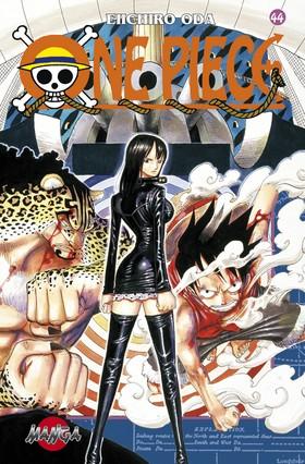 One Piece 44 av Eiichiro Oda